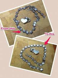 how to clean tarnished sterling silver jewellery snapguide