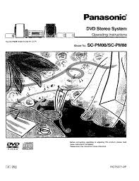 panasonic home theater manual download free pdf for panasonic sc pm08 home theater manual