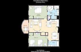 wyndham la belle maison floor plans club wyndham wyndham palm aire
