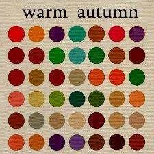 Warm Colors 22 Best Autumn Colours Images On Pinterest Colors Warm Autumn