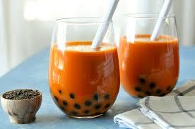 cara membuat thai tea latte fakta mengejutkan thai tea yang lagi happening bonus resep thai tea