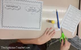 sentence practice the applicious teacher bloglovin u0027