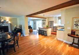 open floor plans cottage house scheme