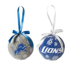 Detroit Lions Home Decor by Amazon Com Detroit Lions Led Box Set Ornaments Decorative