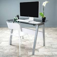 L Desk Staples Desk Sell Modern Executive Office Desk Tempered Glass Top