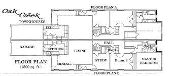 floor plans oak creek apartments u0026 townhousesennis texas 75119
