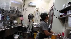 Traffic Doors Stainless Steel Restaurant Kitchen Traffic Doors Youtube