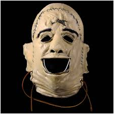 Texas Chainsaw Massacre Halloween Costume Texas Chainsaw Massacre Leatherface Face Mask Trick Treat Studios
