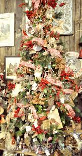 gorgeous tree decorating ideas horseshoe