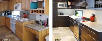 before and after photos of a home near boulder co hmh