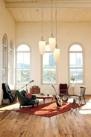 Lighting For Living Room With High Ceiling High Ceiling Windows Living Room Modern With Large Window Sisal