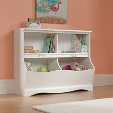 book storage pogo bookcase w footboard kids room bedroom toy u0026 book storage
