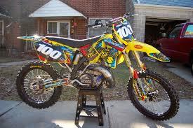 2004 suzuki rm 250 armstrong351 u0027s bike check vital mx