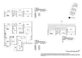 floor plan survey inz residence ec floor plan