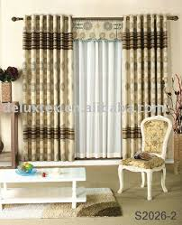 appealing latest design curtains inspiration with home decorteki