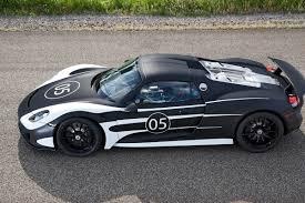 fastest porsche 918 porsche says 918 spyder will be faster than ferrari laferrari and