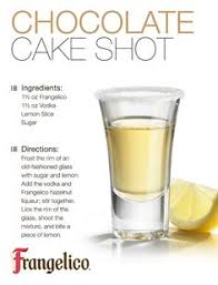 mixed drinks pineapple upside down cake drink recipe
