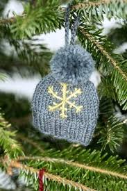 free knitting pattern for pudding ornament