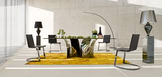 Dining Table Designs 2013 Voiles Dining Table Roche Bobois