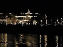 st augustine lights tour st augustine bayfront nights of lights picture of florida water