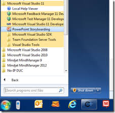 powerpoint storyboard template with visual studio 2011 u2013 a