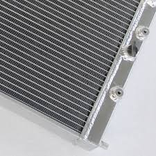 3 row aluminum radiator for honda civic cx ex r gx acura el 92 00