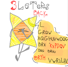 three letters back by jaguara92 on deviantart three letters back