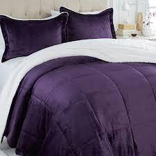 Jets Bedding Set Soft U0026 Cozy Sherpa Comforter Set 8084928 Hsn
