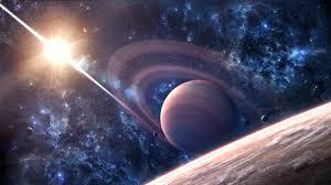 download wallpaper 1920x1080 space galaxy saturn planet full hd