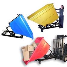 plastic hoppers containers
