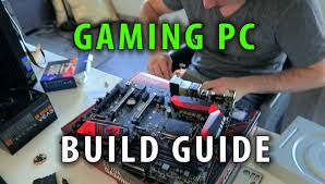 how to build a skylake gaming pc hands on tutorial youtube