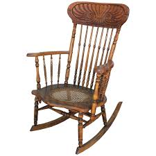 Adirondack Chairs Asheville Nc by 19th Century Rocking Chairs 80 For Sale At 1stdibs