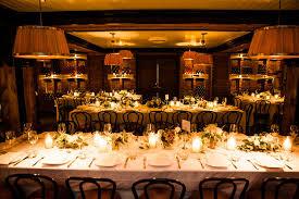 restaurants for wedding reception how to a stylish new york city wedding wedding