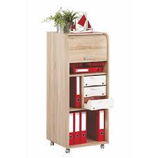 caisson de bureau pas cher grand caisson de bureau chêne naturel beaux meubles pas chers