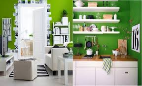 Home Decorating Ideas Black And White How To Decorate With Green White And Black