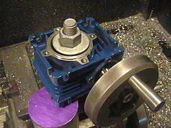 making a rotary table build thread diy cnc h v rotary table