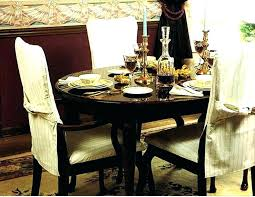 Plastic Chair Covers For Dining Room Chairs Dining Table Chairs Covers Dining Room Chair Covers Free
