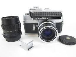 film camera light meter nikon nikkorex f slr film camera light meter nippon kogaku 50mm 1
