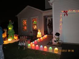 holiday lights using milk jugs u0026 large c9 string of lights great