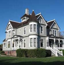 american house styles decorative trim bay windows and queen anne