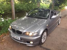 bmw 3 series 2 0 318ci sport convertible 2dr petrol manual 190 g