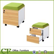 One Drawer File Cabinet Portable File Cabinet On Wheels Cabinet Home Design Ideas Within 2