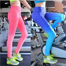 Comfortable Trousers For Women Aliexpress Com Buy Women Running Sports Fitness Tight Gym Quick