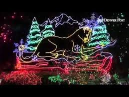 denver zoo lights hours watch the zoo lights 2014 at denver zoo youtube