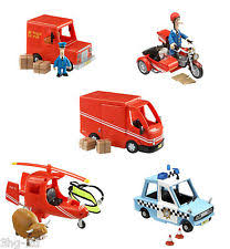 postman pat helicopter ebay