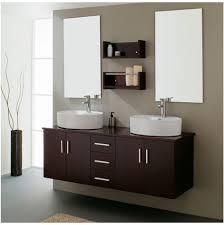 Ultra Modern Bathroom Bathroom Double Bathroom Vanities Set Antique Home Image Of