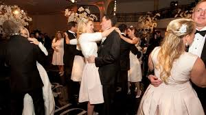 wedding re everyone on wedding floor simultaneously wondering if they