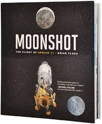 Read The 11 Pages Of My New Book Brian Floca Moonshot Simply Told Grandly Shown Here Is The