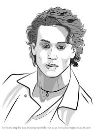 learn how to draw tiger shroff celebrities step by step