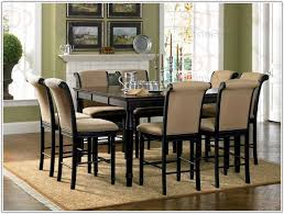 Bar Height Dining Table With  Chairs Chair  Home Furniture - Bar height dining table with 8 chairs
